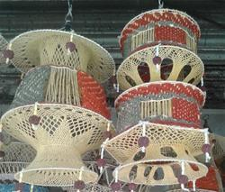 Lamp shades light shades manufacturers crosia work lamp shade crochet a lampshade here is the collection of applique art work these applique lamp covers have been beautifully done in patch aloadofball Gallery