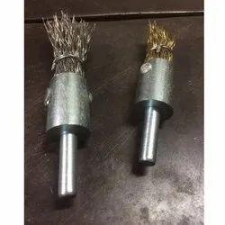 Brass Wire End Brush