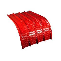 Ridge Curved FRP Sheet