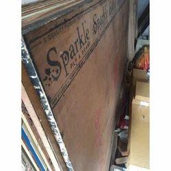 Brown Sparkle Doors Plywood