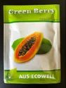 Green Berry Papaya Seeds, For Agriculture, Packaging Size: 10 Gram