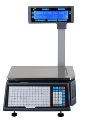 Label Printing scale for supermarket
