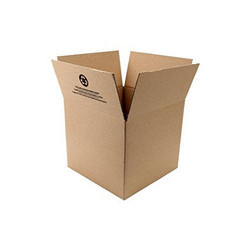 Disposable Corrugated Box