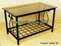 25A Expandable Type Center Table