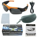 Pinhole Black Wireless Hd 1080p Video Camera Glasses Wifi