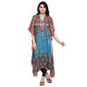 Party Wear Ladies Kaftan