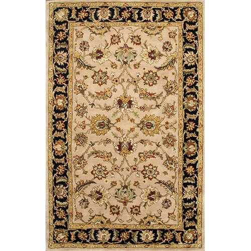 Jaipur Rugs Hand Tufted Wool Beige And