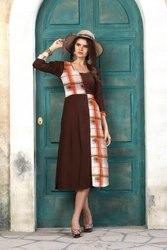 Stylist Simple Kurti