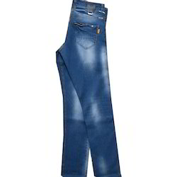 Denim Men's Blue Stretchable Jeans