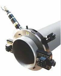 Elbow Beveling Machine ( Auto Clamp & Auto Feed )
