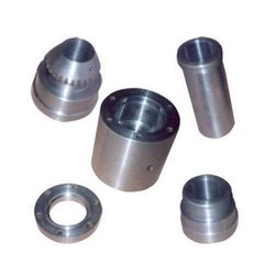 Stainless Steel Polished Precision Machined Components, Material Grade: Ss304