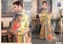 Rachna Chiffon Brasso Maya Catalog Saree Set For Woman 4