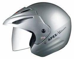 Apex Warrior Open Face Helmet