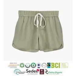 Organic Recycle Cotton Shorts