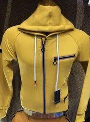 Profy Men's Hoodie Zipper