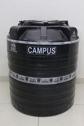 CAMPUS LLDPE ISI Water Storage Tank, Capacity: 300-5000L