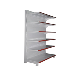 Retail Shelving Wall Unit