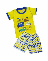 Summer Baby Boy Baba Suits