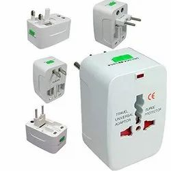All in One World Travel Adapter for AU/EU/UK/US Universal World Wide Travel Charger Adapter