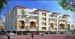 1 BHK Residential Flats Design Service