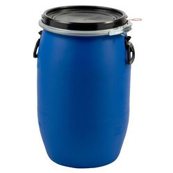 Blue Sree Balaji Storage Plastic Barrel, For Chemical Storage