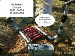 Electromagnetic Water Conditioner for RO Plant, Industries & Buildings