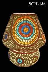 Decorative Glass Table Lamp