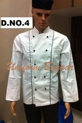 Cotton Chef Coat 100%
