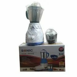 Sonic Mixer Grinder, For Wet & Dry Grinding, 500 w