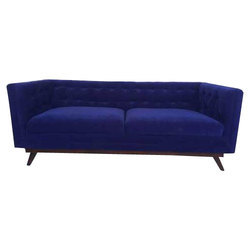 Two Seater Sofa At Best Price In India