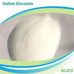 Powder Sodium Gluconate