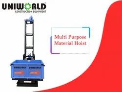 Uniworld Tower Hoist
