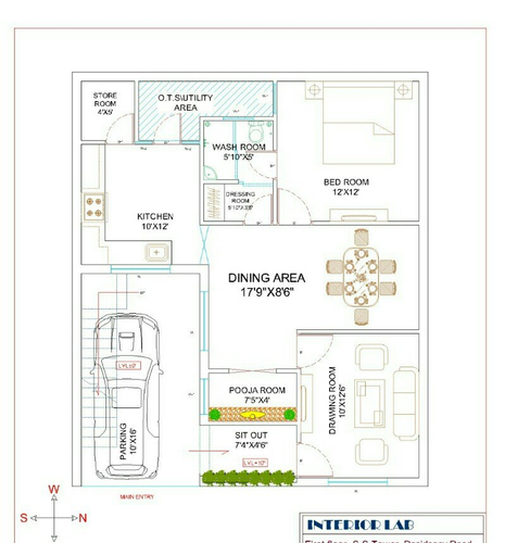 House Map Design Services