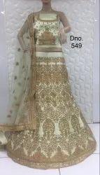Awsome Embroidery Work Girlish Lehenga Choli Collection