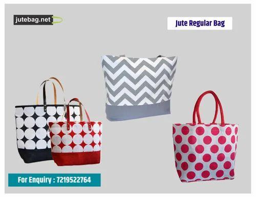 176382d89eab Jute Fancy Bag at Rs 45  piece