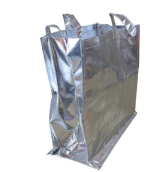 Silver Color Non Woven Laminated Bag