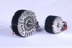 Tachometric Controls Make 1KW 3000RPM 48V BLDC Motors with Controller