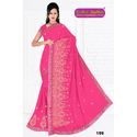 159 Casual Wear Fancy Saree