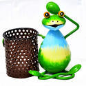 Yoga Frog With Pan key Holder