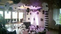 Birthday Balloon Decoration, In Trivandrum