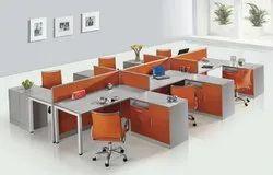 Modular Office Workstation