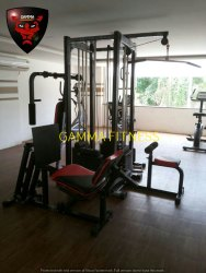 4 Station Multi-Station Gym