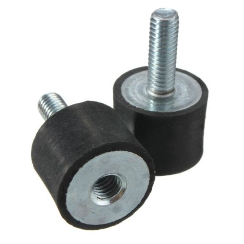 Circular Vibration and Shock Isolator