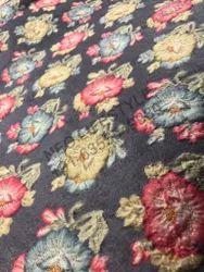 Digital Printing On Jacquard Fabric