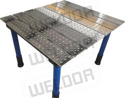 Modular Welding Table Accessories