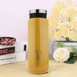 Probott Lite Stainless Steel Single Wall O2 Water Bottle 930ml PL 930-01