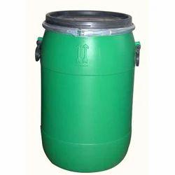Plastic 50 Litre Open Top Drum