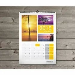 Customized Wall Calendar Printing Services