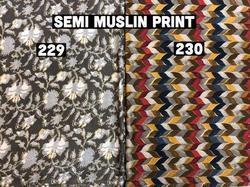 Garment Printed Fabric