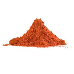 Orange Satin Holi Color